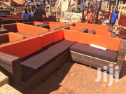 Lshaped Plastic Reeds Chairs | Furniture for sale in Central Region, Kampala