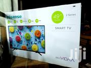 Hisense Smart Flat Screen TV 49 Inches | TV & DVD Equipment for sale in Central Region, Kampala