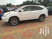 New Toyota Harrier 2008 White | Cars for sale in Central Region, Kampala