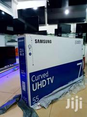 Brand New Boxed Samsung 55inches Smart UHD 4k TV | TV & DVD Equipment for sale in Central Region, Kampala
