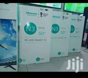 50inches Hisense Smart UHD 4K Smart | TV & DVD Equipment for sale in Central Region, Kampala