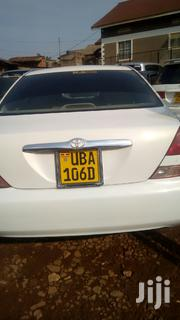Toyota Mark II 2002 White   Cars for sale in Central Region, Kampala