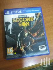 Infamous Second Son | Video Game Consoles for sale in Central Region, Kampala