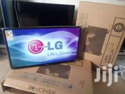 32 Inches Led LG Flat Screen With Inbuilt Free To Air | TV & DVD Equipment for sale in Central Region, Kampala