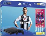 Play Station 4 Brandnew+ Fifa19 | Video Game Consoles for sale in Central Region, Kampala