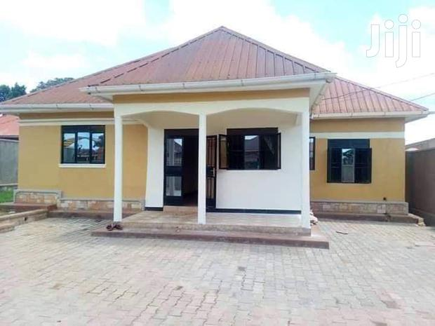 Archive: Namugongo Three Bedroom Standalone Is Available for Rent
