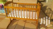Baby Crib/Bed Imported, It Swings | Furniture for sale in Central Region, Kampala