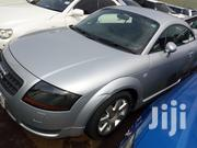 Audi TT 2003 1.8 Cabriolet Silver | Cars for sale in Central Region, Kampala
