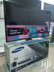 Brand New Samsung 50 Inches Curved Smart UHD 4k And Samsung Sound Bar | TV & DVD Equipment for sale in Central Region, Kampala
