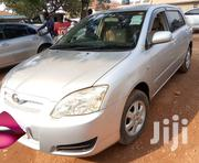 Toyota Allex 2006 Silver   Cars for sale in Central Region, Kampala
