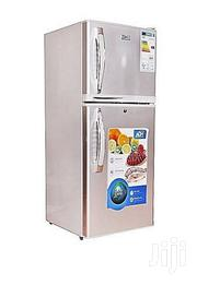ADH 138 Liters - BCD30-X98-3B - Double Door Refrigerator - Silver | Kitchen Appliances for sale in Central Region, Kampala