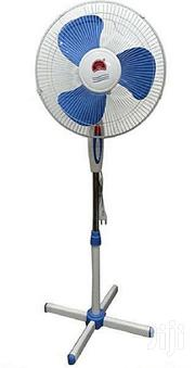 Low Noise/Energy Saving Stand Fan - White,Blue | Home Appliances for sale in Central Region, Kampala