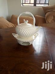 Cream Teapot With Candle Provision | Kitchen & Dining for sale in Central Region, Kampala