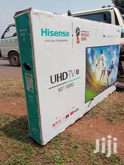 Brand New Hisense 50inches Smart UHD 4K Tvs | TV & DVD Equipment for sale in Central Region, Kampala