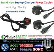 Laptop Power Cables 3pins at 5,000shs and Above | Computer Accessories  for sale in Central Region, Kampala