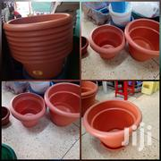 Plastic Round Flower Pots | Garden for sale in Central Region, Kampala