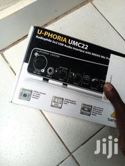 Behringer Umc22 Studio Soundcard | Audio & Music Equipment for sale in Central Region, Kampala