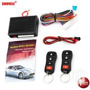 New 2 Remotes Car Alarm System | Vehicle Parts & Accessories for sale in Central Region, Kampala