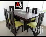 6 Seater Dinning Table In Black | Furniture for sale in Central Region, Kampala