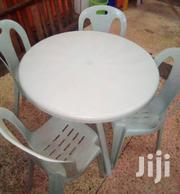 Plastic Chairs And Table   Furniture for sale in Central Region, Kampala