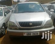 New Toyota Harrier 1998 Silver   Cars for sale in Central Region, Kampala