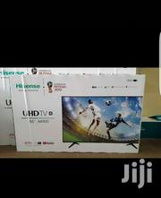 Hisense UHD Smart Flat Screen TV 55 Inches | TV & DVD Equipment for sale in Central Region, Kampala