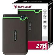 Transcend HDD 2tb External USB 3.0 | Computer Accessories  for sale in Central Region, Kampala
