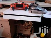 Ps4 Slim And 2 Controllers   Video Game Consoles for sale in Central Region, Kampala