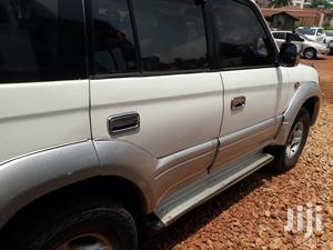 Toyota Land Cruiser 2000 White