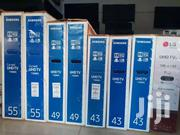 Brand New Boxed Samsung 43, 49 To 55 Inches Smart UHD 4k Tv | TV & DVD Equipment for sale in Central Region, Kampala