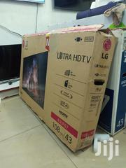 Brand New LG 43inches Smart UHD 4k Tvs | TV & DVD Equipment for sale in Central Region, Kampala