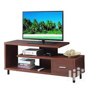 Wooden TV Stand - Coffee Brown | Furniture for sale in Central Region, Kampala