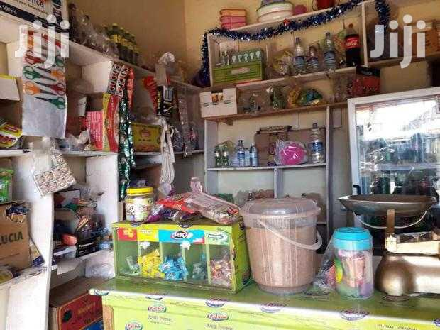 Archive: A Shop On Quick Sale In Mulago Trading Centre On Main Road