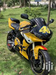 Yamaha R6 2005 Yellow | Motorcycles & Scooters for sale in Central Region, Kampala