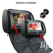Headrest Pillow Monitors With DVD | Vehicle Parts & Accessories for sale in Central Region, Kampala