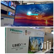 HISENSE 50 INCHES SMART ULTRA HD 4K, BRAND NEW FLAT SCREEN TV | TV & DVD Equipment for sale in Central Region, Kampala