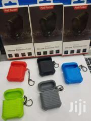 Airpods Silicon Protective Case Pod Pocket | Clothing Accessories for sale in Central Region, Kampala