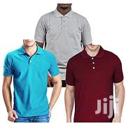 A Pack of 3 Polo Tshirts | Clothing for sale in Central Region, Kampala