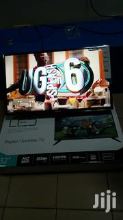 Hisense Digital And Satellite Flat Screen TV 32 Inches | TV & DVD Equipment for sale in Central Region, Kampala
