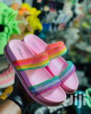 Pink Clean Sandals for Women | Shoes for sale in Central Region, Kampala