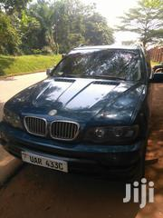 BMW X5 2001 3.0 Blue | Cars for sale in Central Region, Kampala