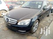 New Mercedes-Benz C200 2009 Black | Cars for sale in Central Region, Kampala