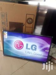 32 Inches Led Lg Flat Screen With Inbuilt Free To Air Decoder | TV & DVD Equipment for sale in Central Region, Kampala
