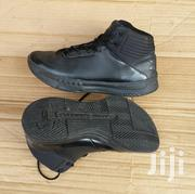 All Black Under Armour Size 45eur/10uk/11us Available Halla | Shoes for sale in Central Region, Kampala