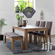 Simple Dinning 3 Seats And Soft Bench   Furniture for sale in Central Region, Kampala
