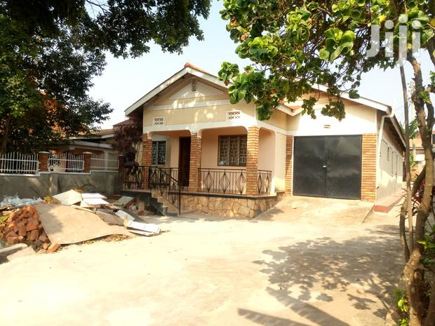 Archive: Ntinda-Minister's Village Three Bedroomed Standalone House for Rent