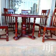 6 Seater Dinning in Mahogany | Furniture for sale in Central Region, Kampala