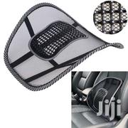 DRIVING MESH +PILLOW BACK REST | Vehicle Parts & Accessories for sale in Central Region, Kampala