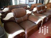 Coffee Sofa Set Five Seaters | Furniture for sale in Central Region, Kampala