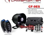 CRIMEFIGHTER CF-9 Remote Keyless Entry 1 Way Car Alarm System | Vehicle Parts & Accessories for sale in Central Region, Kampala